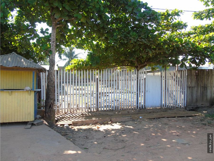i019065 terreno en venta manantay