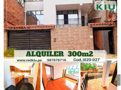 i020 027 alquiler casa mnoble