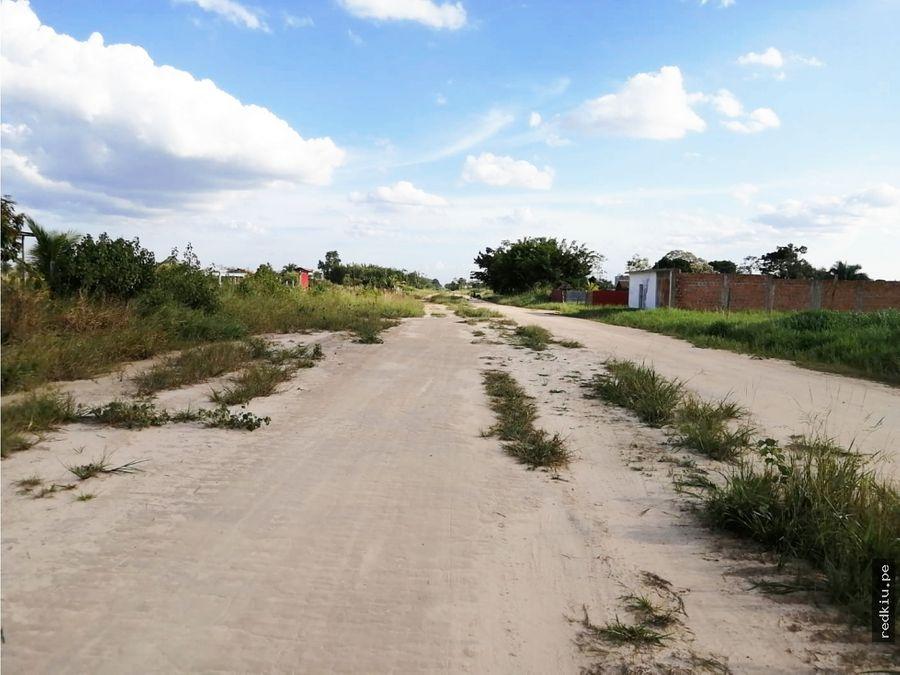 i021021 venta terreno yarinacocha