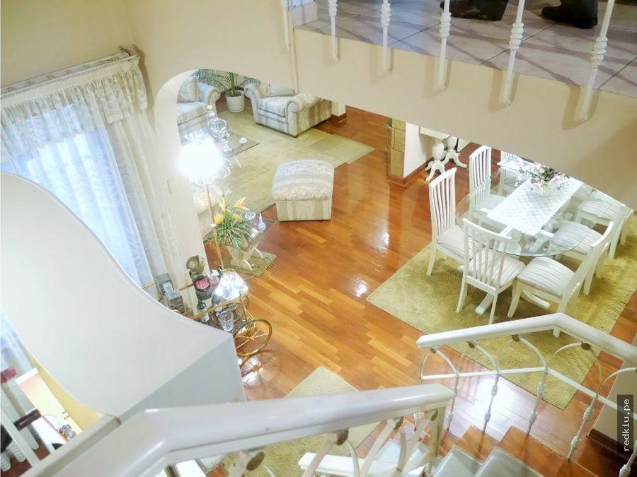 a18041 venta penthouse surco 326m2 3hab