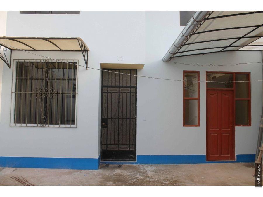 i020042 alquiler casa calleria