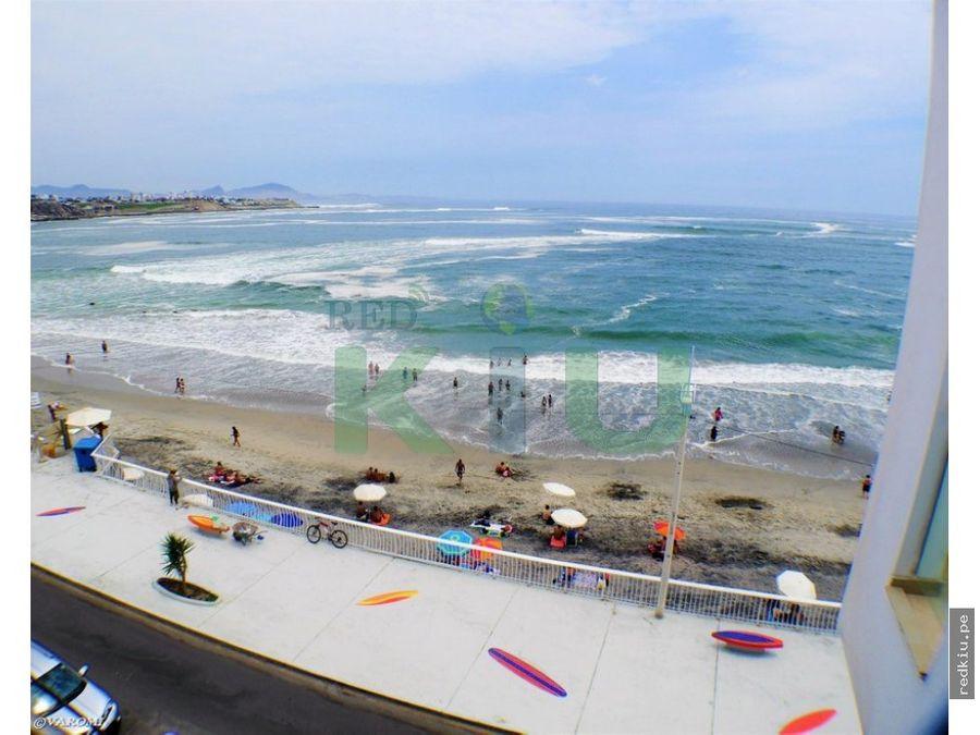 a17015 duplex frente a playa negra punta hermosa