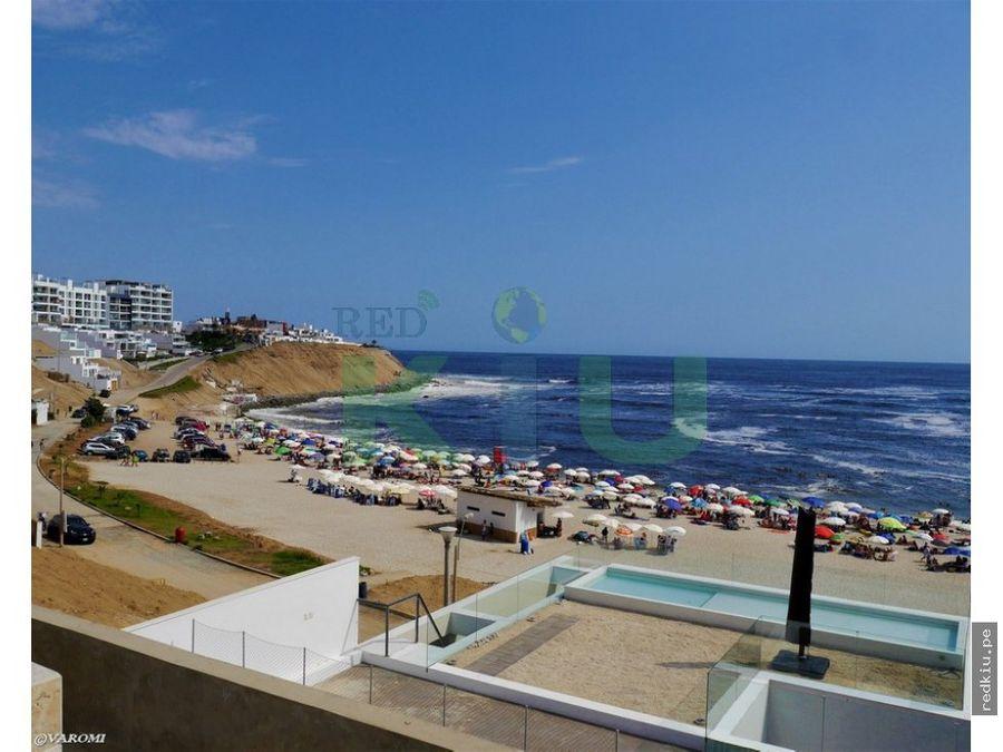 a17018 duplex de lujo en playa caballeros