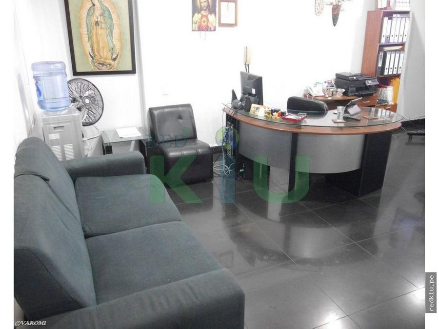 a17035 oficina en miraflores horario 24h