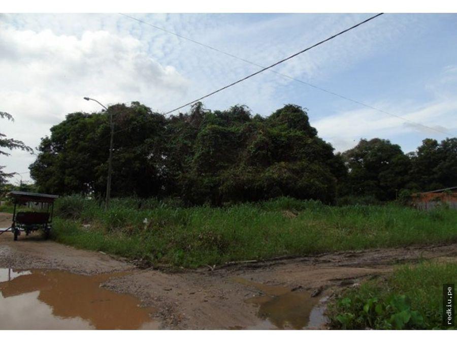 i019006 venta de terreno en yarinacocha