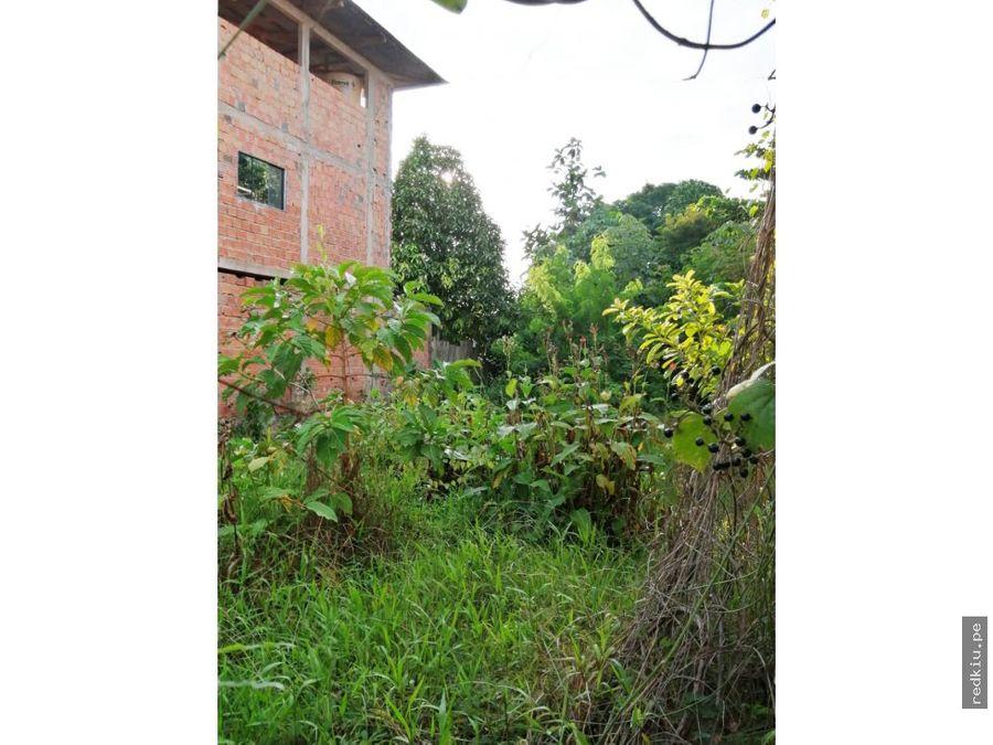 i021026 venta terreno manantay