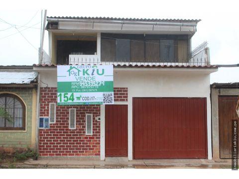 i017091 alquiler casa yarinacocha