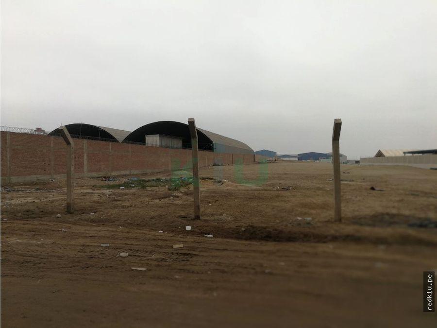 a18017 terreno industrial i2 lurin 10555m2