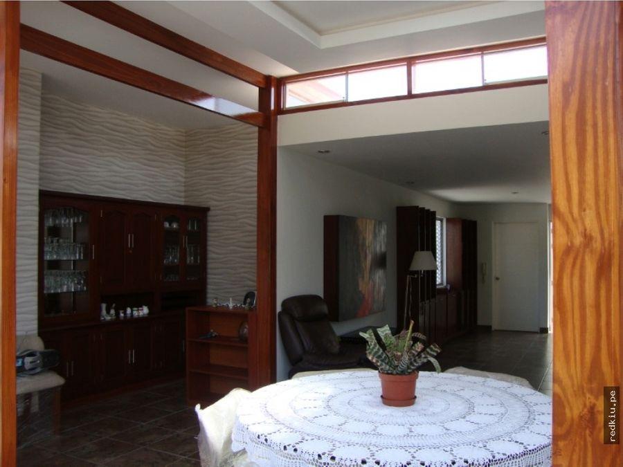 i021001 venta duplex santiago de surco lima