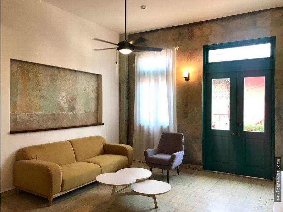 bello apartamento en el casco viejo