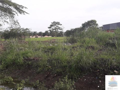 venta de terreno en las acacias