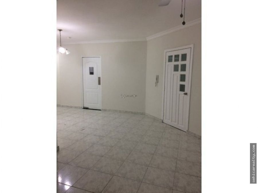 apartamento en calle 50 alquiler
