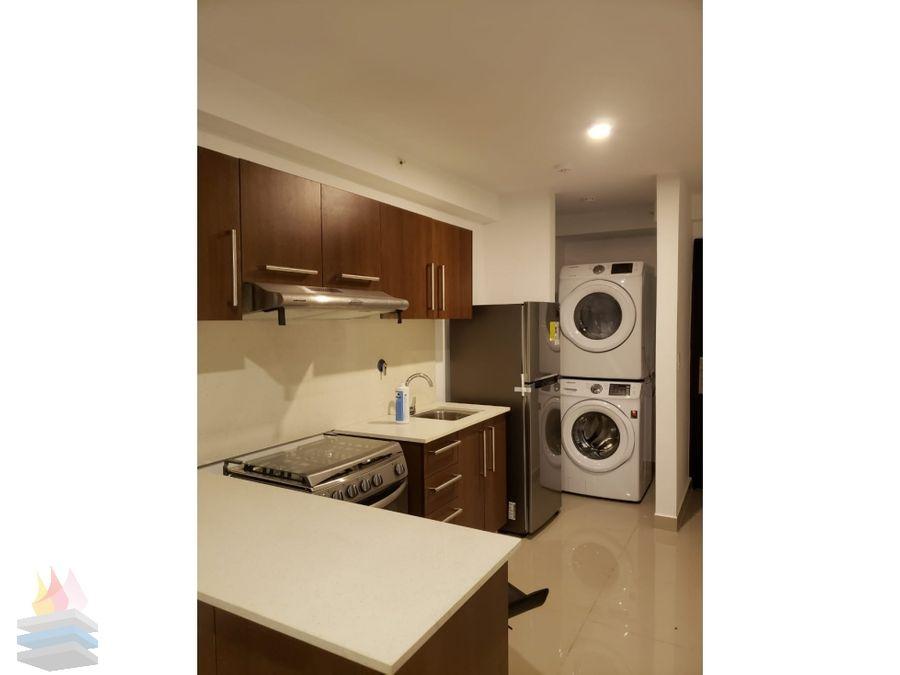 vendo bonito apartamento amoblado en vista hermosa
