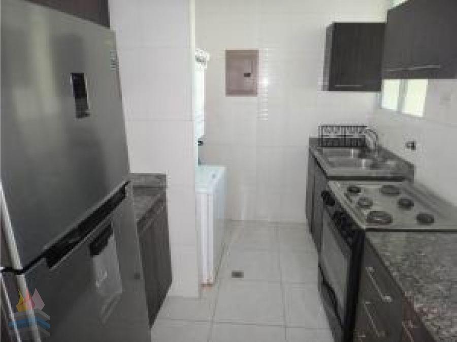 se alquila apartamento con linea blanca en edison park