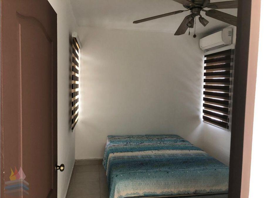 alquilo hermoso apartamento semi amoblado en san francisco