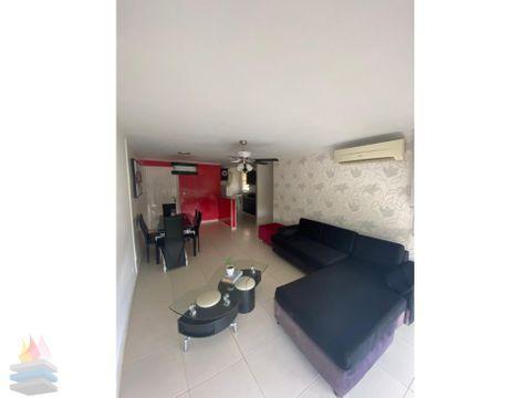 alquilo o vendo apartamento remodelado y amoblado