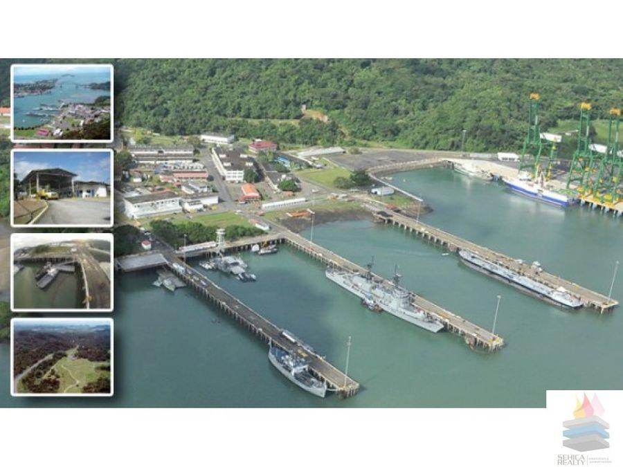 venta de terreno en puerto armuelles