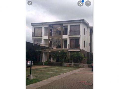 alquiler de apartamento heredia ulloa condominio vistas de cariari