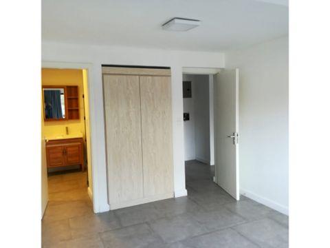 alquiler de apartamento con linea blanca san jose sabana norte