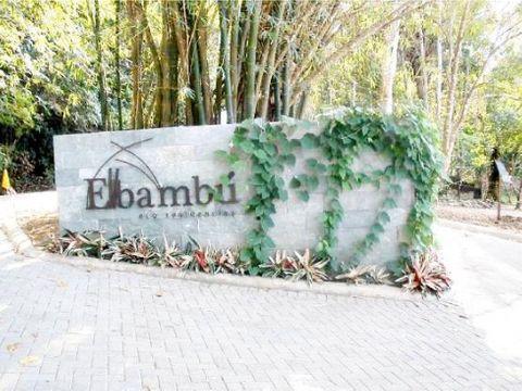 venta de lote puntarenas herradura condominio el bambu