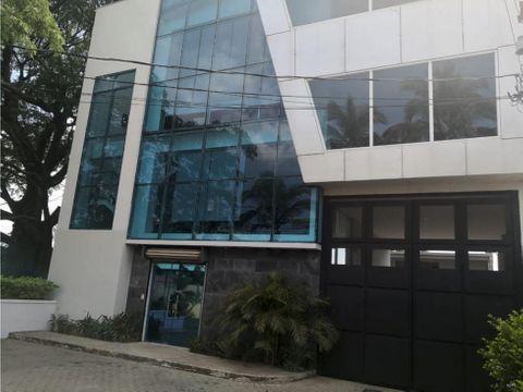 venta de edificio de oficinas san jose santa ana pozos