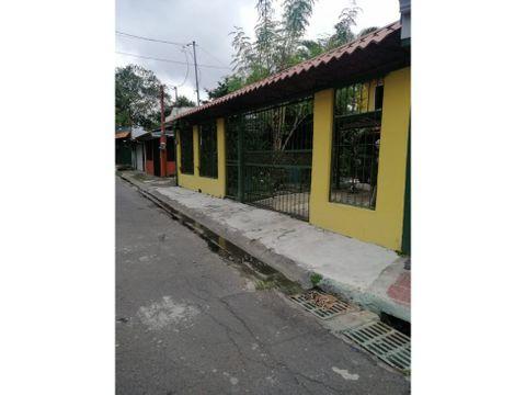 venta de dos casas alajuela el roble residencial villa eli