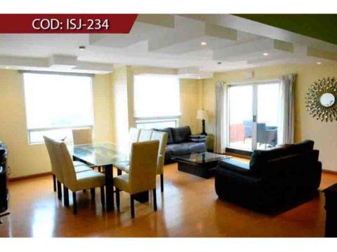 venta de penthouse san jose avenida 10 condominio 630