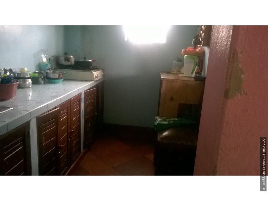 venta de casa lote en sopo