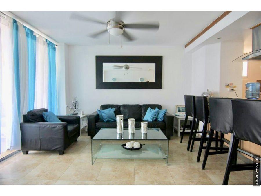 apartamento 1ra linea de playa juan dolio