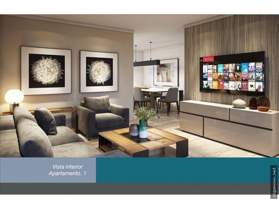 apartamento venta prolongacion 27 de febrero