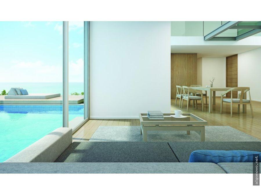 ocean bay apartamentos frente al mar