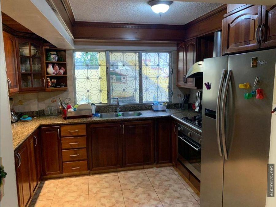 casa en venta en los prados