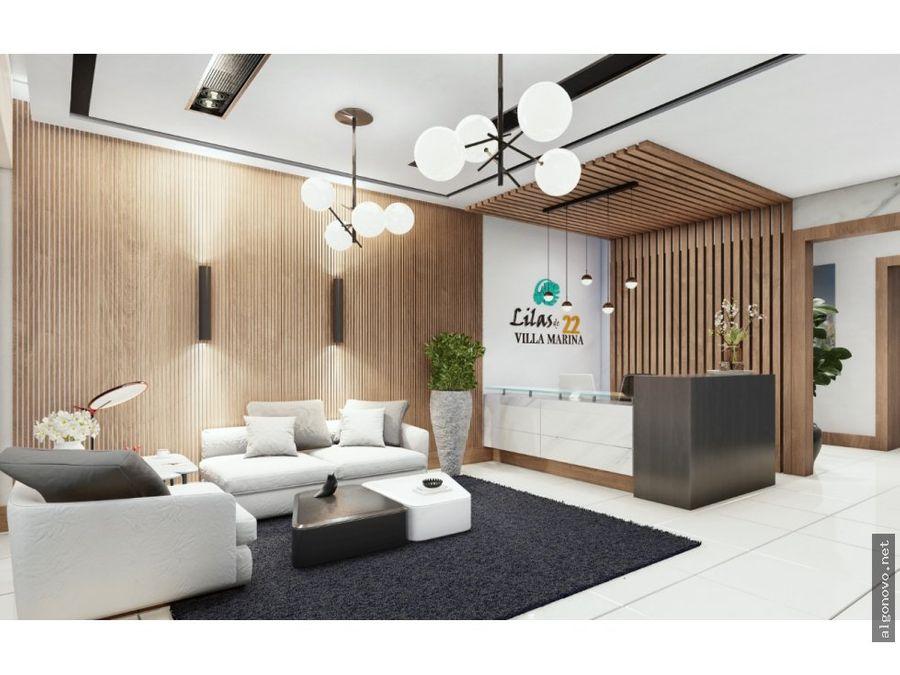 apartamentos en villa marina de 3 habitaciones