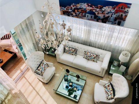 penthouse en venta ensanche naco