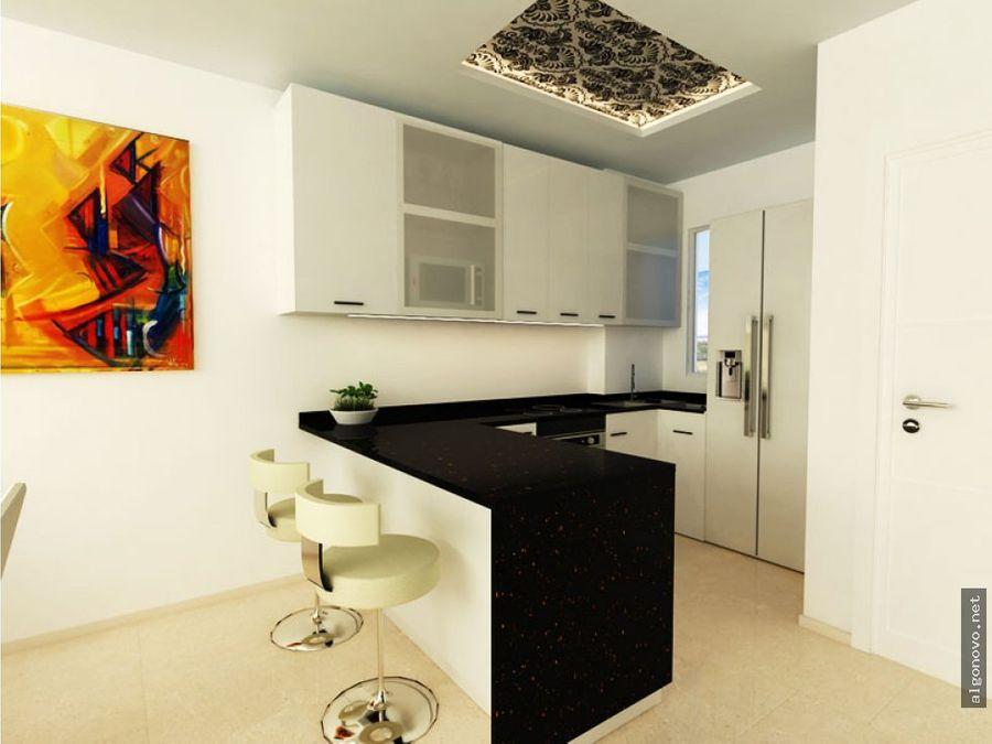 apartamentos en venta punta cana cana rock star