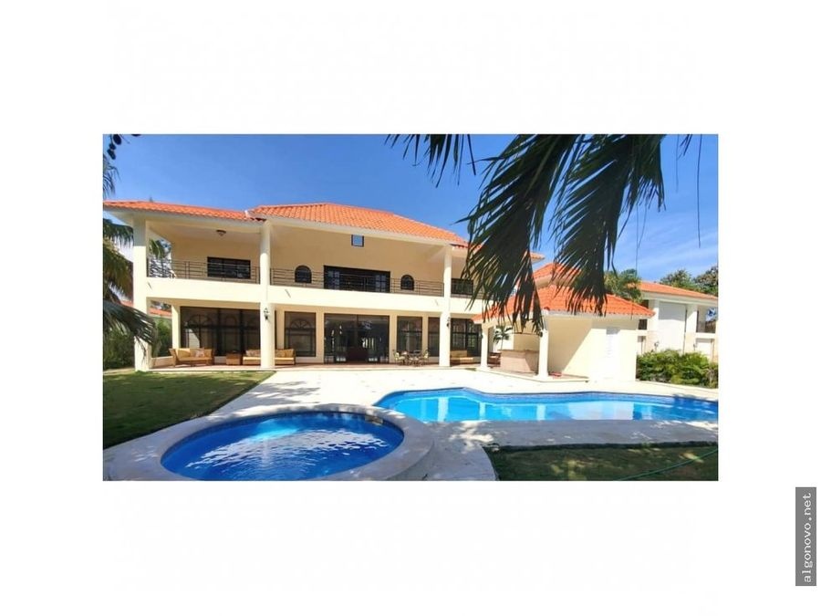 villa en venta metro country club