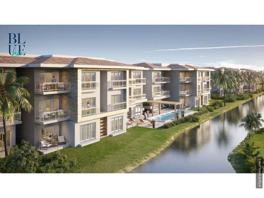 blue lake proyecto de apartamentos en cocotal golf