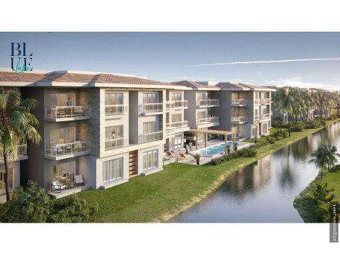 blue lake apartamentos en cocotal golf bavaro