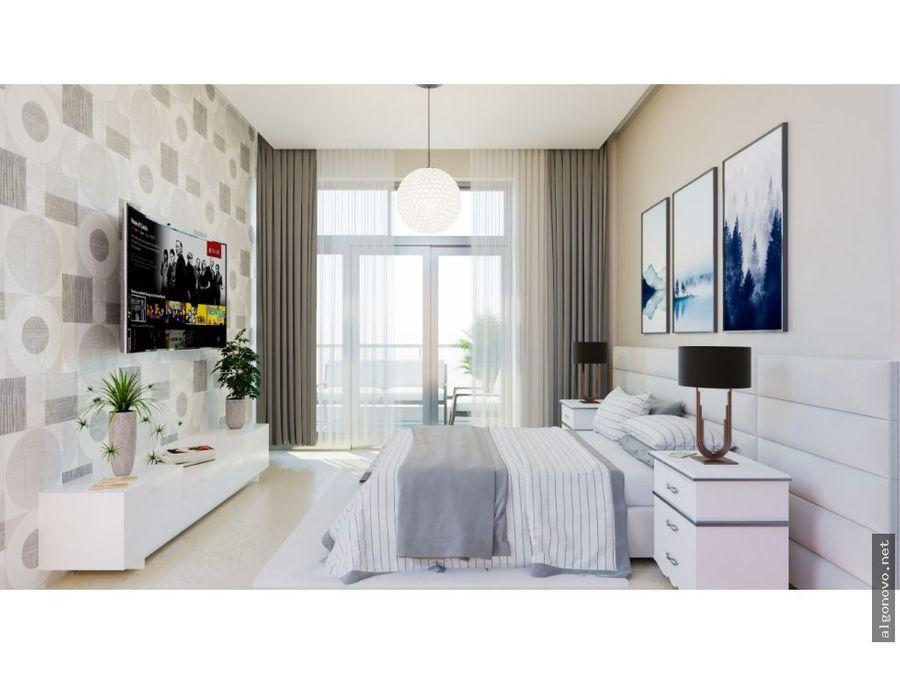 apartamentos de 1 hab en bella vista