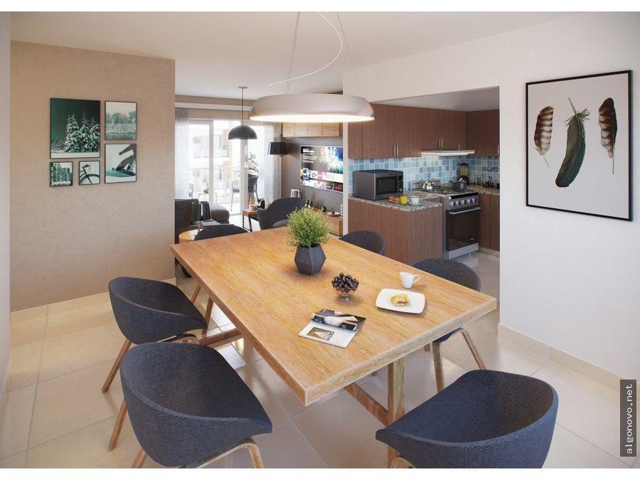 apartamentos de 3 habitaciones y 90 mts