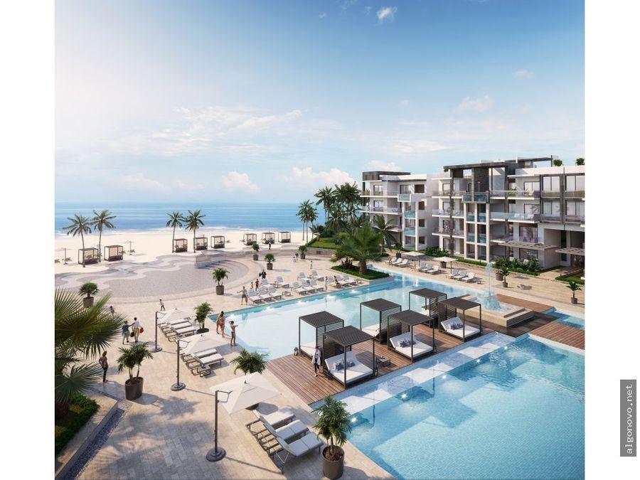 ocean bay proyecto de apartamentos frente al mar