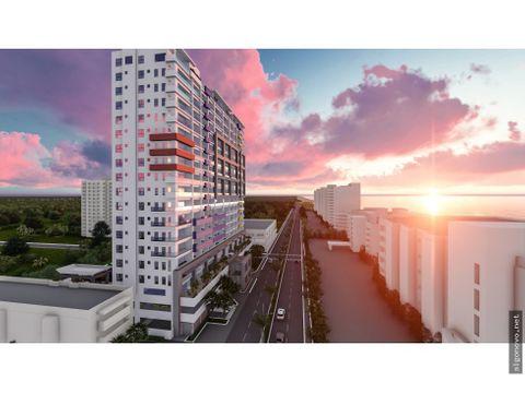 torre villa palmera oceanfront juan dolio