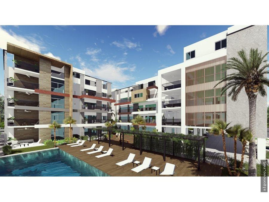 apartamentos en venta punta cana village