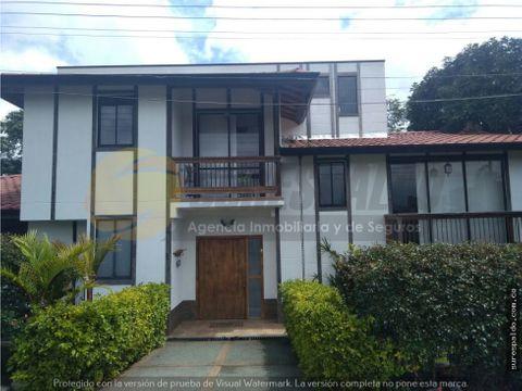 venta casa campestre via circasia