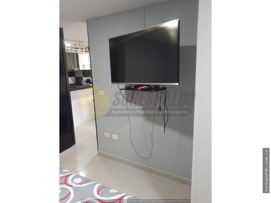 alquiler apartamento amoblado occidente de armenia