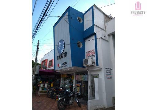 venta edificio comercial cucuta avenida cero 0