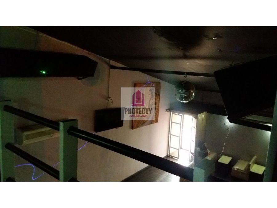 venta discoteca local cucuta comercial bolivar