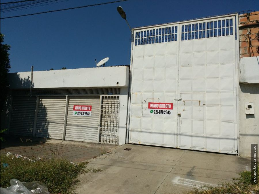 venta bodega cucuta zona industrial sevilla