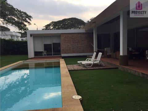 casa lujo conjunto bocono cucuta con piscina
