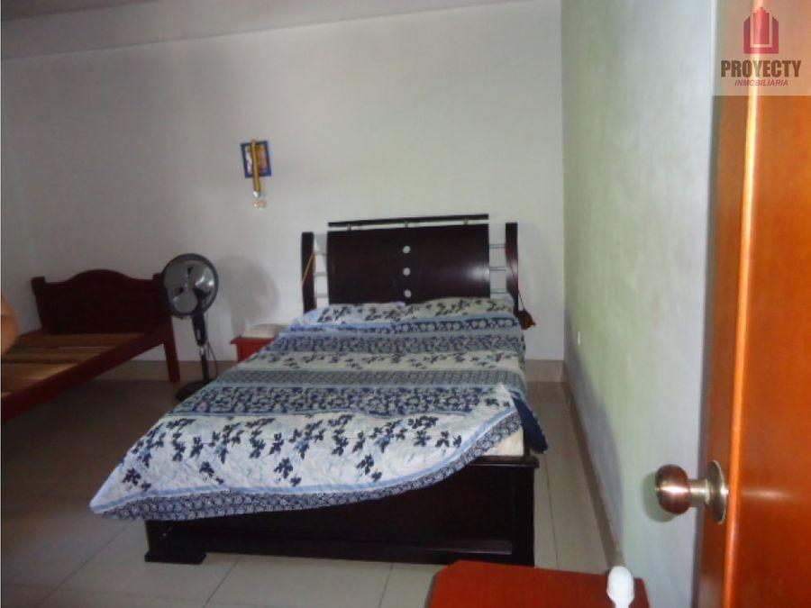 casa grande villa del rosario con apartamento
